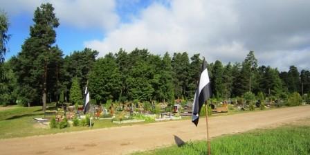 Bērzu kapsēta