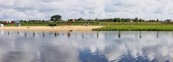 Pilsētas peldvietas