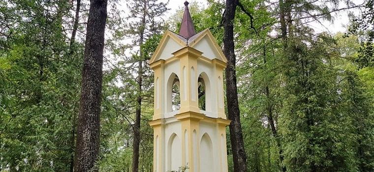 Bērzu kapsētas zvanu tornis