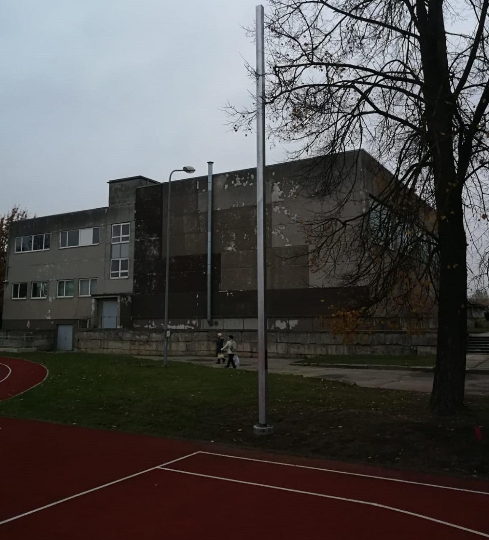 Jelgavas Tehnoloģiju vidusskola, Meiju ceļš 9