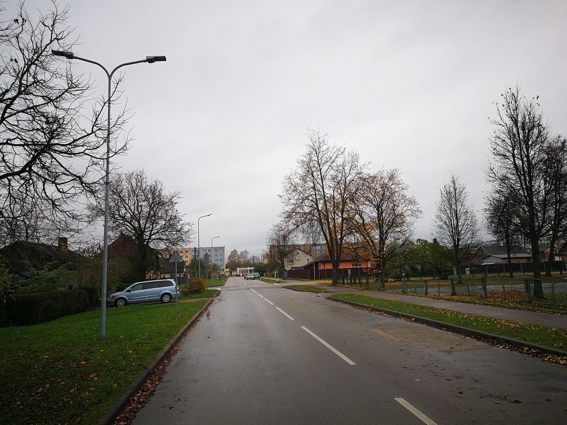 Traktoristu iela