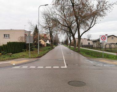Traktoristu ielas un Kazarmes ielas krustojums
