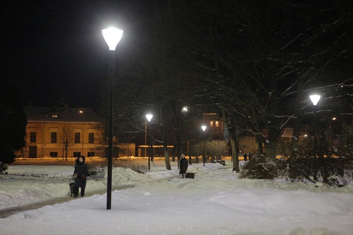 Stacijas parks